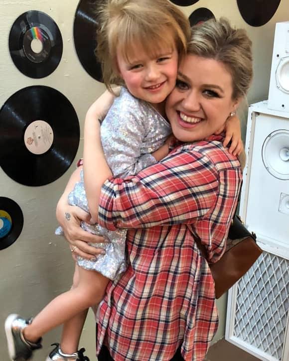 Kelly Clarkson, Kelly Clarkson Tochter, Kelly Clarkson Kinder Kelly Clarkson Tochter River Rose, River Rose Blackstock