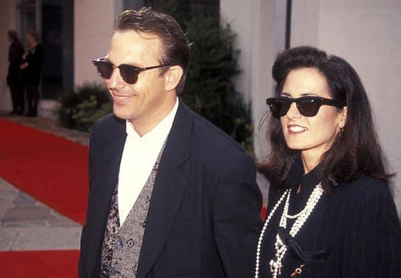 Kevin Costner, Cindy Silva