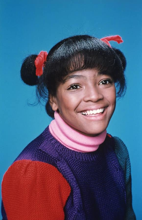 "Kim Fields starred as ""Dorothy 'Tootie' Ramsey"" on The Facts of Life"