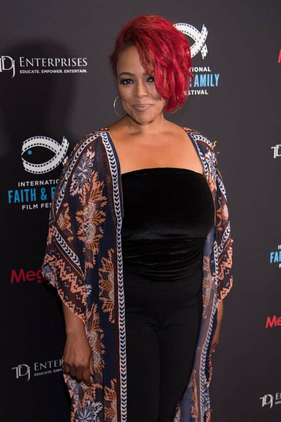 Kim Fields also works as a director and appeared on Dancing With The Stars