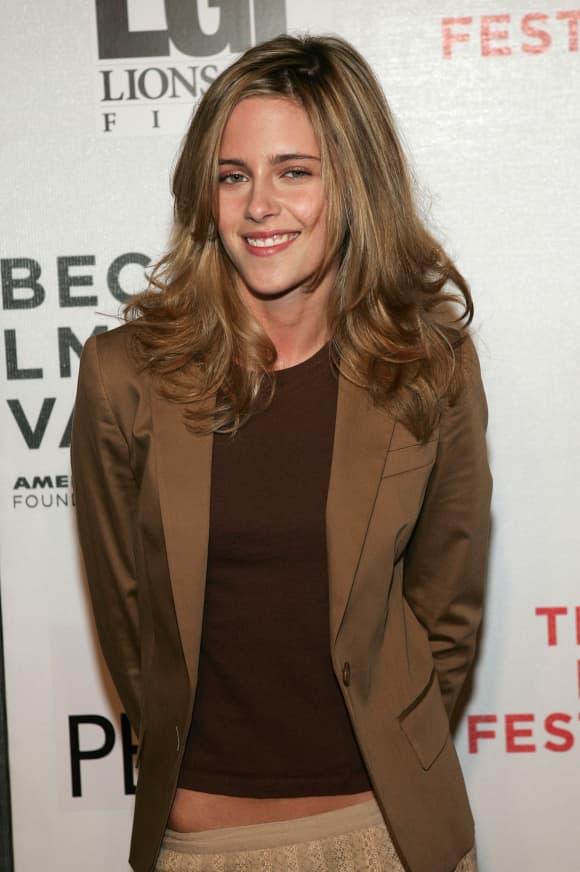"""Kristen Stewart bei der Premiere von """"Fierce People"""" 2005"""