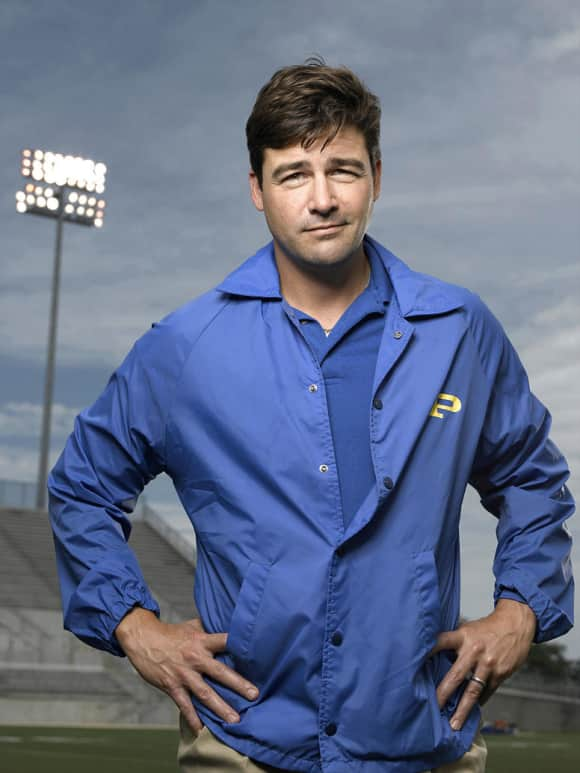 """Coach """"Eric Taylor"""" (Kyle Chandler) was the heart and soul of Friday Night Lights."""