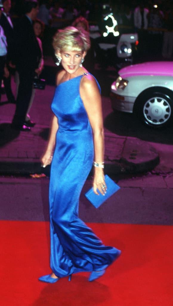 Lady Diana in Sydney
