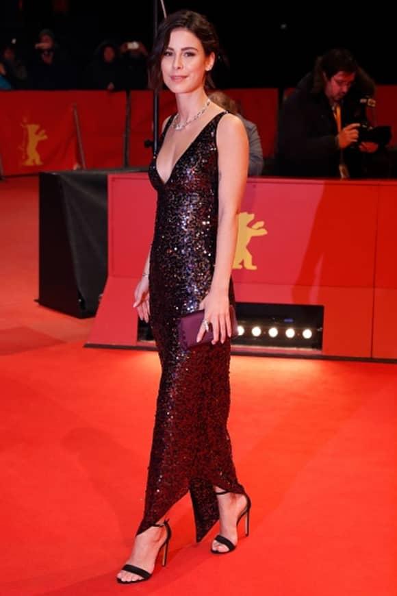 Lena Meyer-Landrut bei der Berlinale 2019
