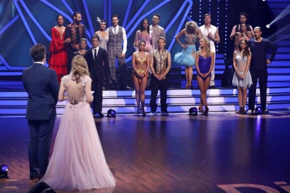 """""""Let's Dance"""": Wie gut können die Promis im Team tanzen?"""