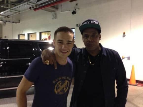 Liam Payne und Jay-Z