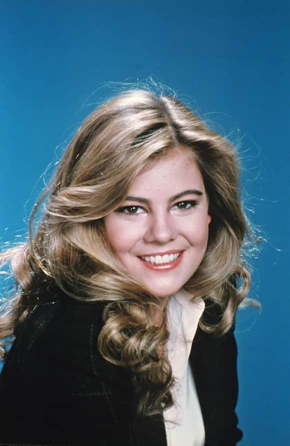 "Lisa Whelchel played the role of ""Blaire Warner"" on The Facts of Life"
