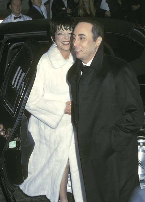 Liza Minelli, David Guest