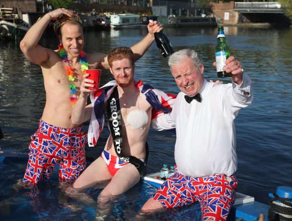 Lookalikes von Prinz William, Prinz Harry und Prinz Charles
