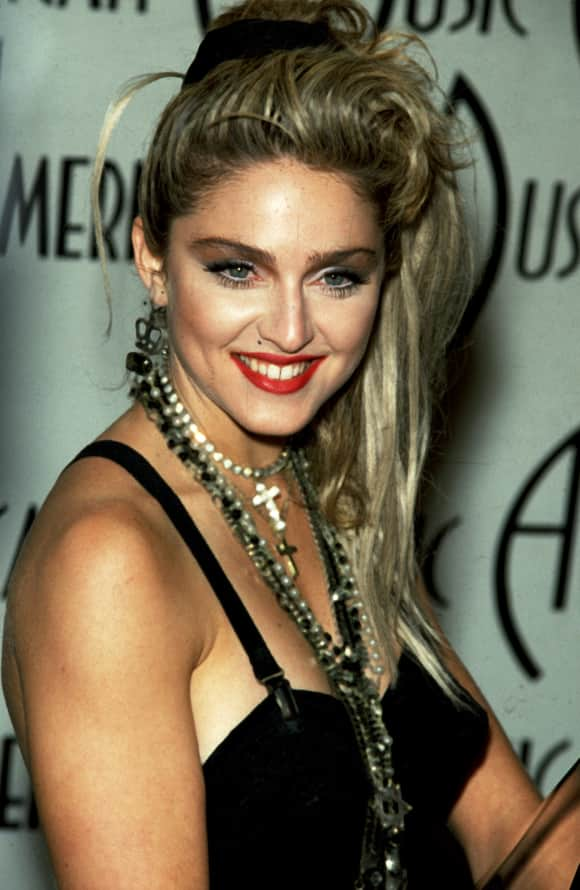 Madonna in 1985