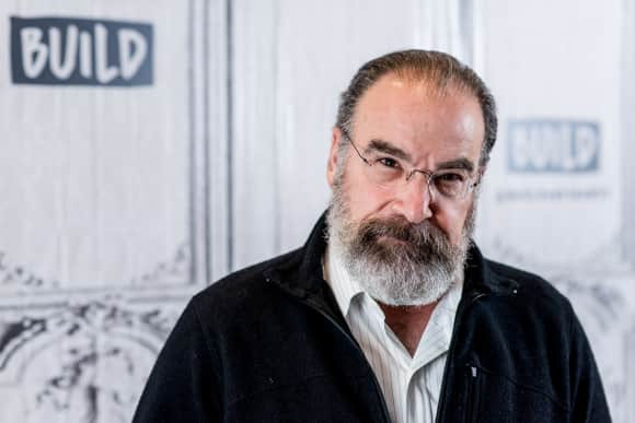 "Mandy Patinkin stars in ""Homeland"" and ""Criminal Minds"""