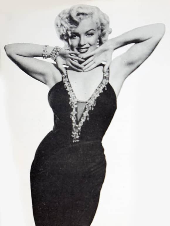 Marilyn Monroe hieß eigentlich Norma Jeane