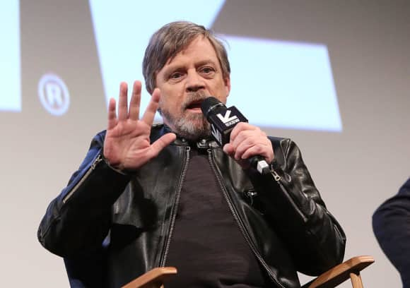 "Mark Hamill portrayed ""Luke Skywalker"" in ""Star Wars"""