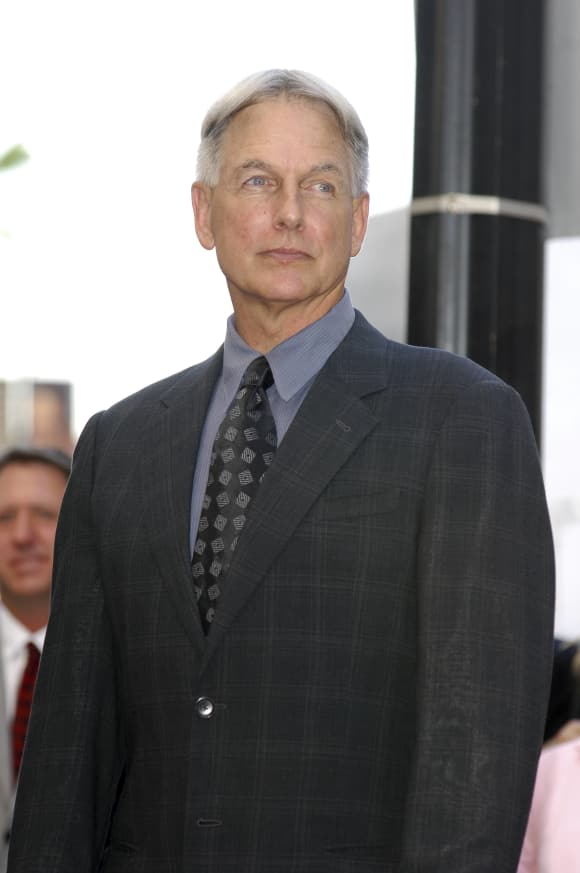 """Mark Harmon beim """"Walk of Fame"""" in Hollywood 2012"""