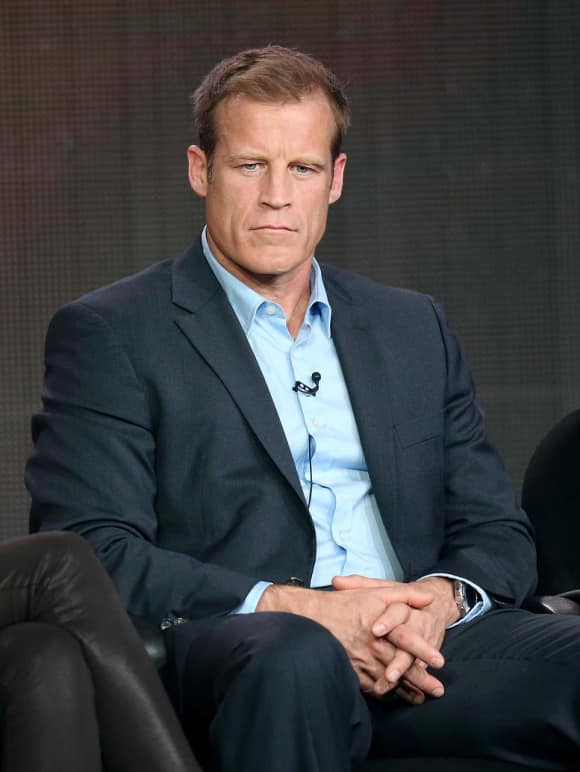 Mark Valley also starred on the shows Human Target and Fringe