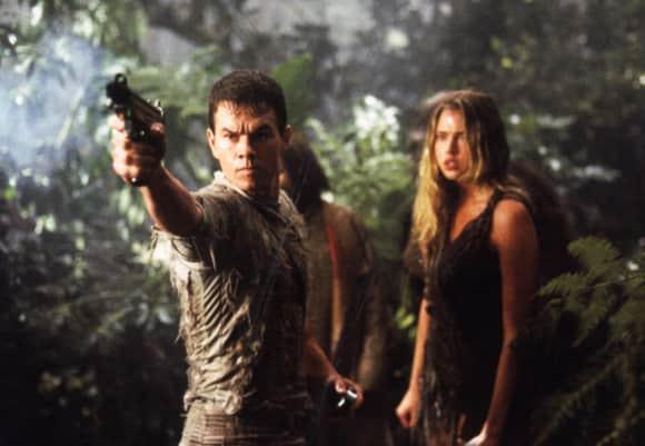"""""""Planet der Affen"""", Mark Wahlberg, Tim Burton"""