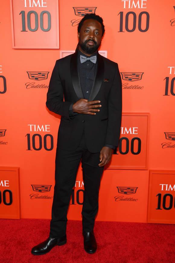 Marlon James at the TIME 100 Gala 2019
