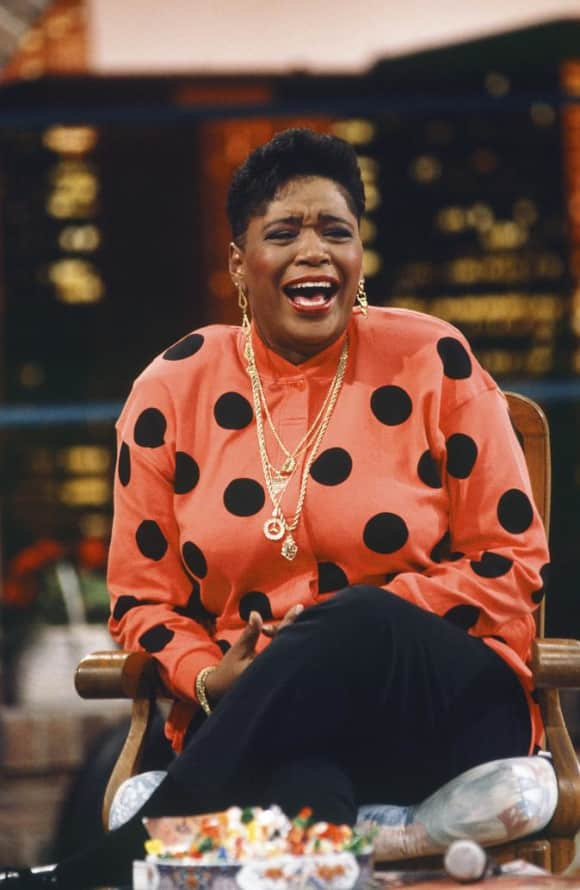 Marsha Warfield, Night Court