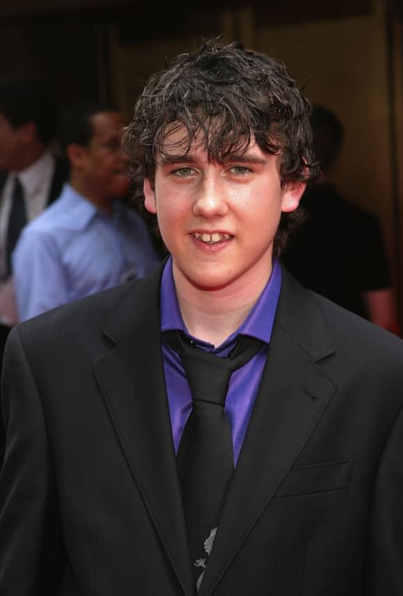 """""""Harry Potter""""-Star Matthew Lewis im Jahr 2004"""