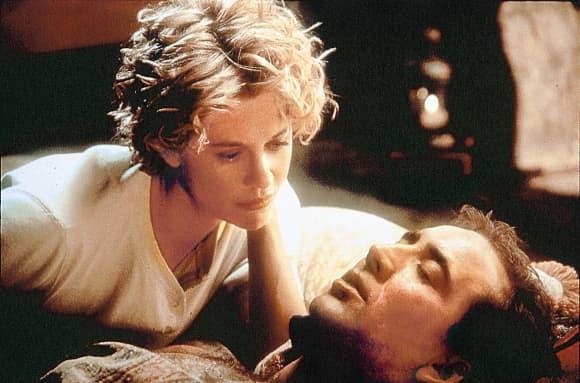 """Meg Ryan und Nicolas Cage in """"Stadt der Engel"""""""