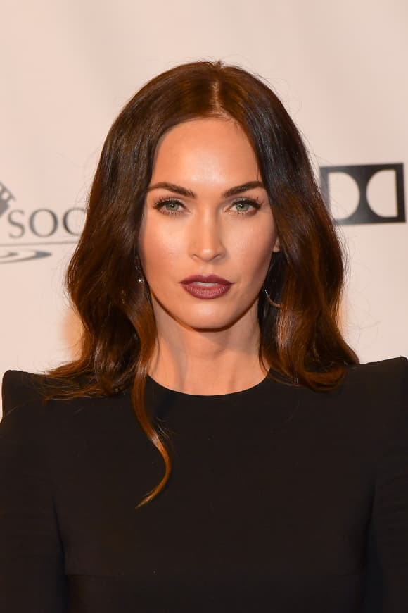 Megan Fox in 2019 after plastic surgery