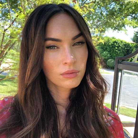 Megan Fox heute verändert gesicht botox