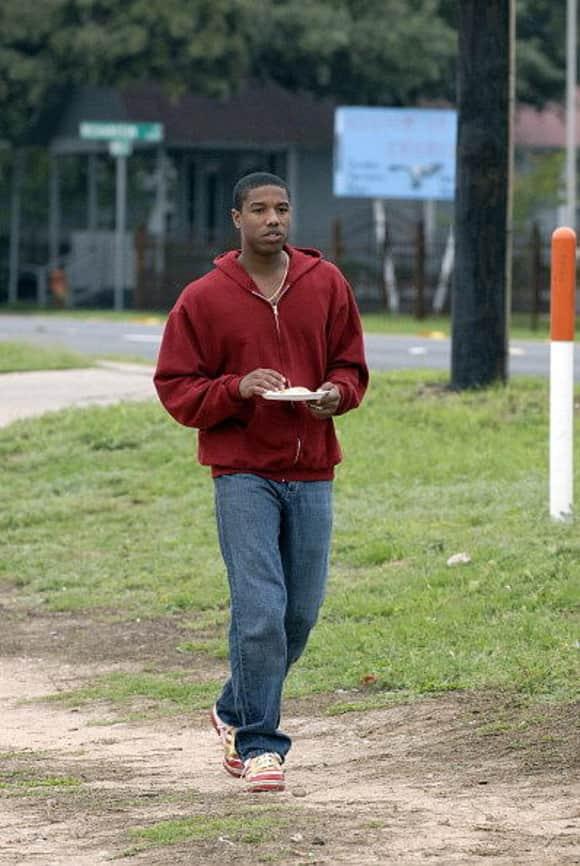 """Vince Howard"", played by Michael B. Jordan"