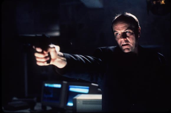 "Michael Ironside played ""Jester"" Top Gun"
