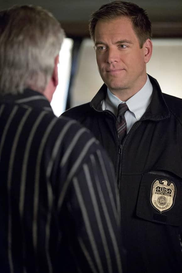 "Michael Weatherly alias ""Toni DiNozzo"" in ""NCIS"""