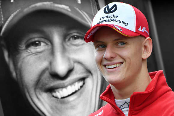 Mick Schumacher Vater Michael Schumacher