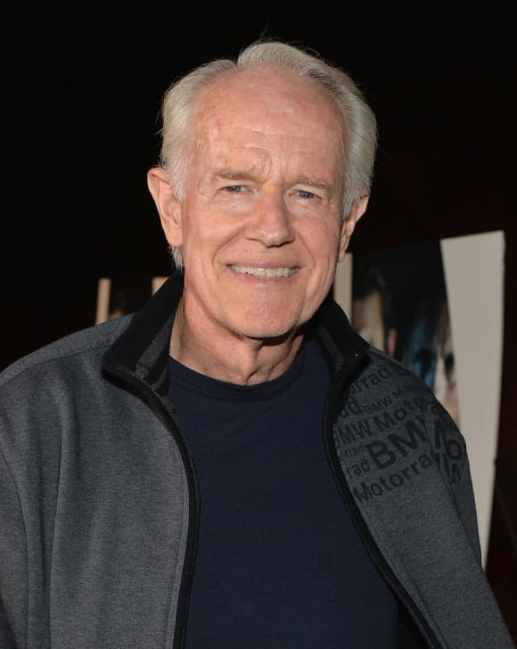"Mike Farrell starred in ""M*A*S*H"""