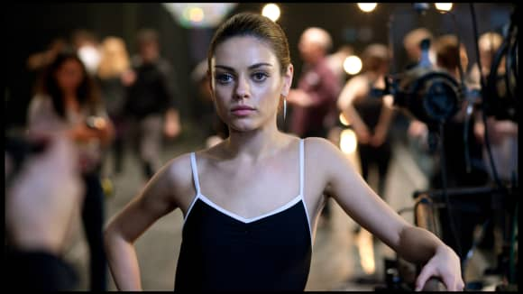 Mila Kunis in Black Swan