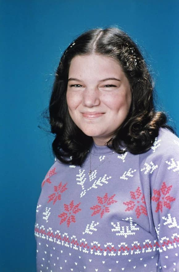 "The character ""Natalie Green"" was played by Mindy Cohn Facts of Life"