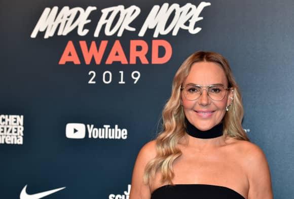 Natascha Ochsenknecht bei den Made for More Awards