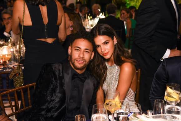 Neymar Freundin Bruna Marquezine