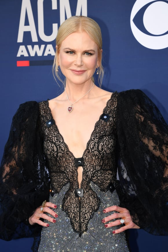 Nicole Kidman at the 54th Academy of Country Music Awards