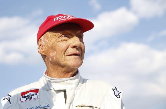 Niki Lauda 2018 Austrian Grand Prix Spiegelberg