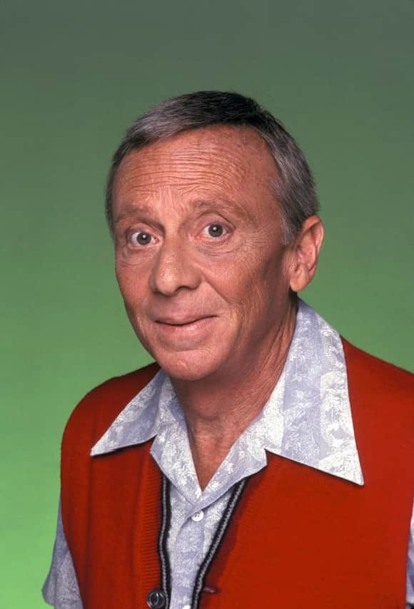 "Norman Fell in ""Three's Company"""