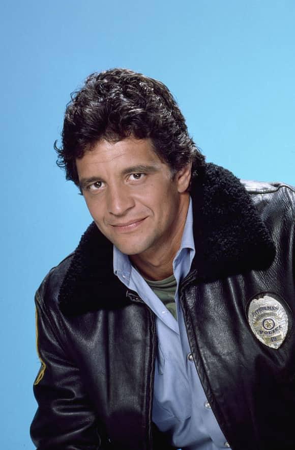 """Officer Joe Coffey"" was played by Ed Marinaro."
