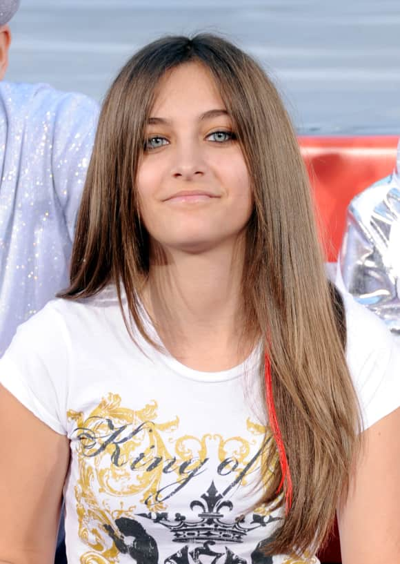 Paris Jackson in 2012