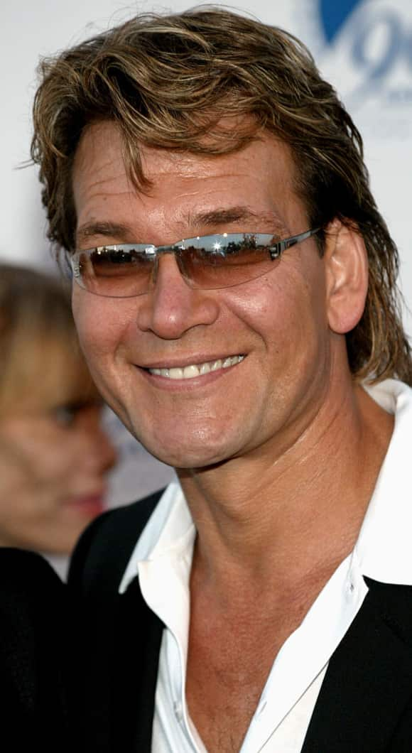 Patrick Swayze passed away in 2009.