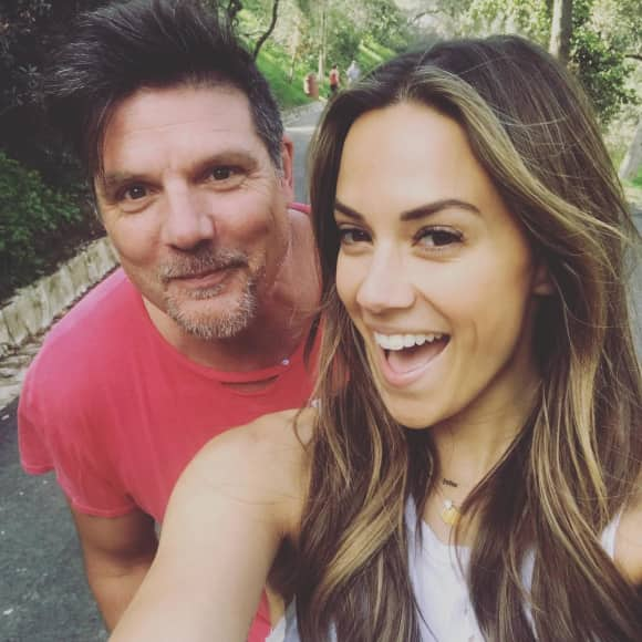 Paul Johansson Jana Kramer One Tree Hill