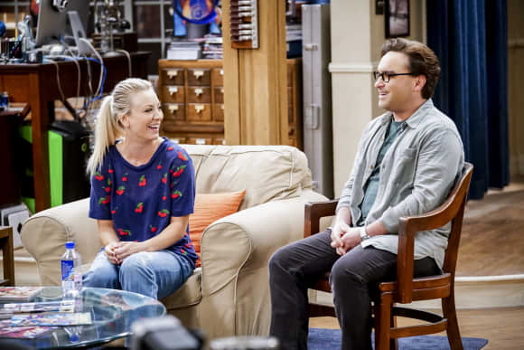 The Big Bang Theory Penny, The Big Bang Theory Leonard, The Big Bang Theory Penny und Leonard, Penny und Leonard, Penny und Leonard bekommen ein Baby, bekommen Penny und Leonard ein Baby, Baby von Penny und Leonard, Kaley Cuoco, Kaley Cuoco und Johnny Galecki, Johnny Galecki