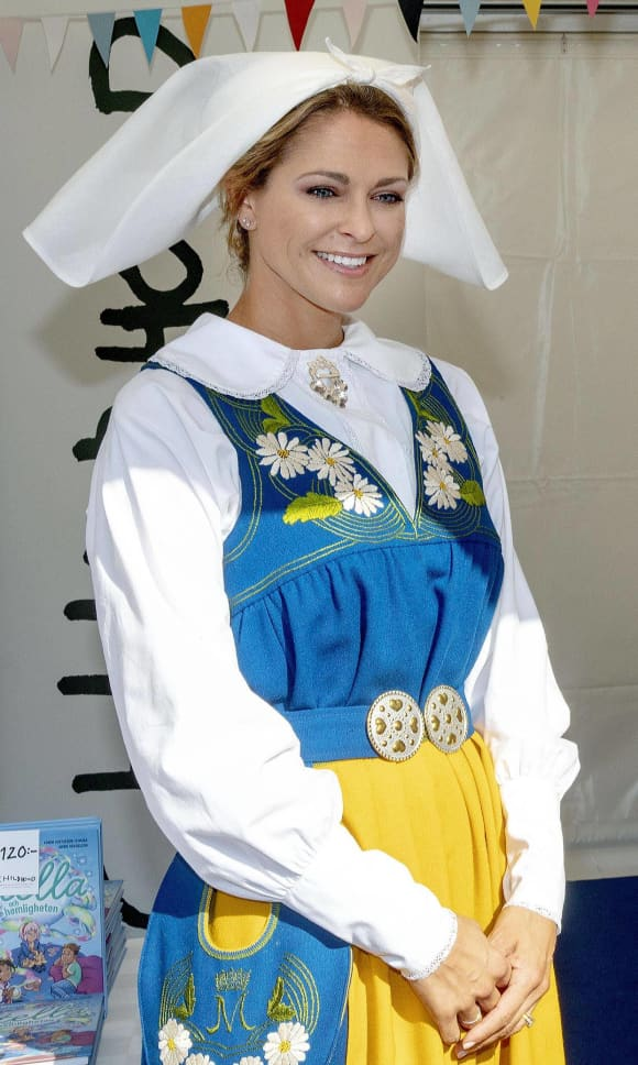 Prinzessin Madeleine Schweden Weihnachten
