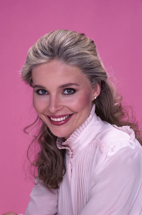 "Priscilla Barnes in ""Three's Company"""
