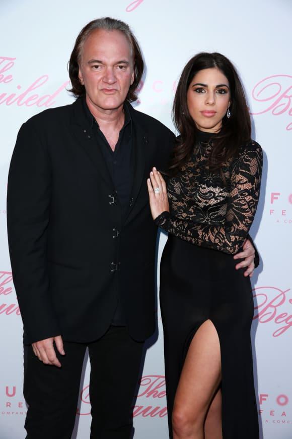Quentin Tarantino und Daniella Pick haben geheiratet
