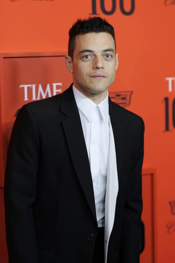 Rami Malek at the TIME 100 Gala 2019