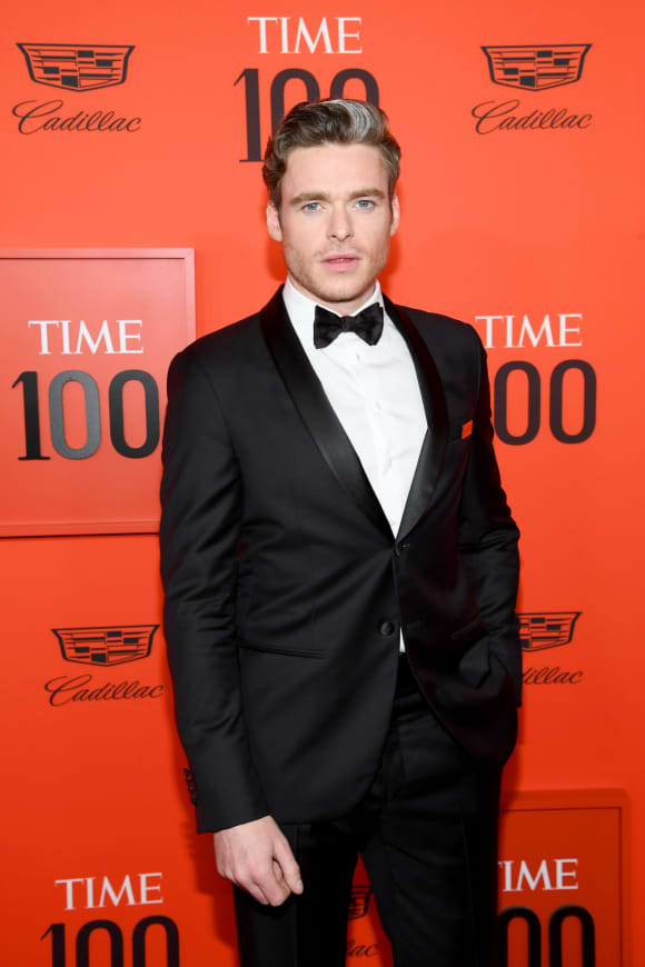 Richard Madden at the TIME 100 Gala 2019