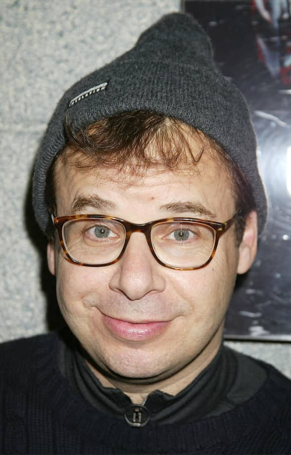 "Rick Moranis played in ""Ghostbusters"""