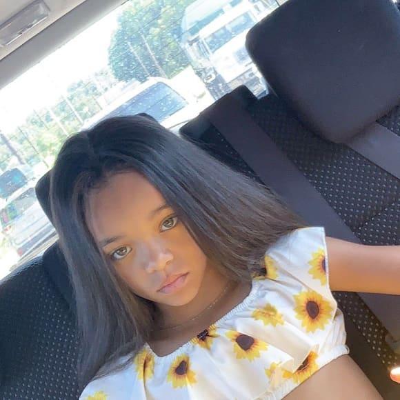 Rihannas Lookalike Ala'a